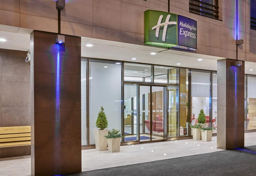 Hotel Holiday Inn Express 3*