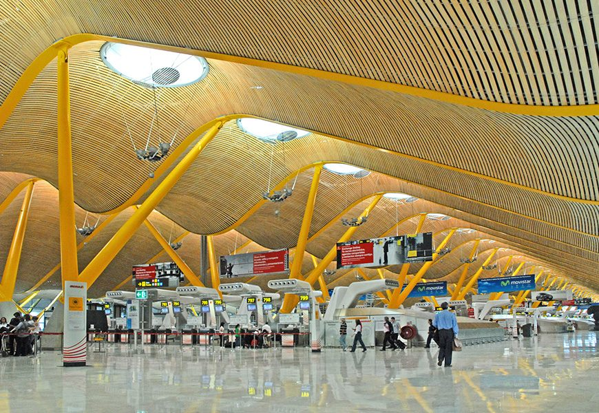 Madrid Airport Barajas
