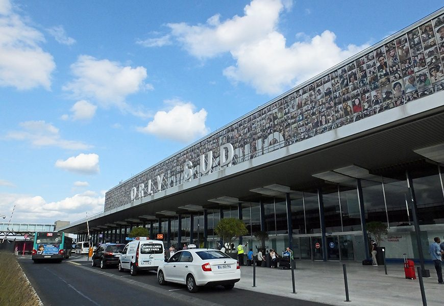 Pariz – Orly Airport (ORY)
