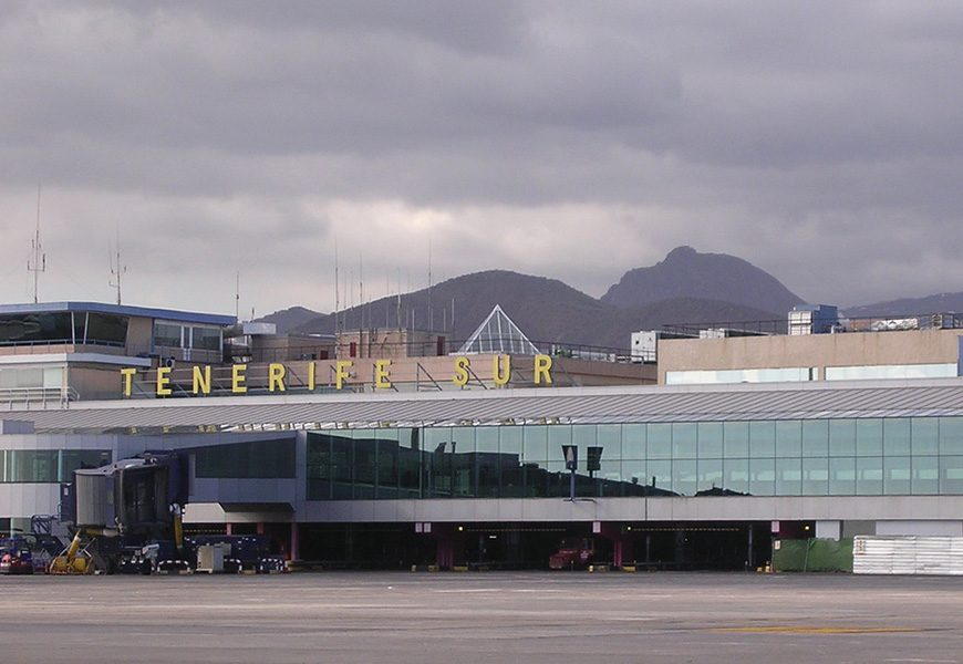 Tenerife – South Airport (TFS)